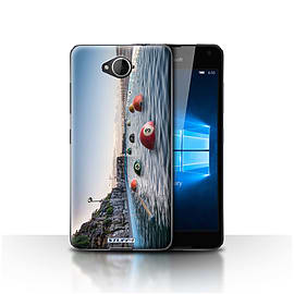 STUFF4 Case/Cover for Microsoft Lumia 650 / Pool Design / Imagine It Collection Mobile phones