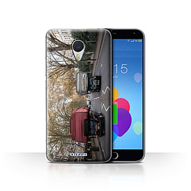STUFF4 Case/Cover for Meizu M3 Note / Packing Light Design / Imagine It Collection Mobile phones