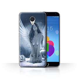 Official Elena Dudina Case/Cover for Meizu M3 Note / La Nieve Design / Fantasy Angel Collection Mobile phones