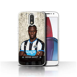 Official NUFC Case/Cover for Motorola Moto G4 Plus 2016/Saivet Design/NUFC Football Player 15/16 Mobile phones
