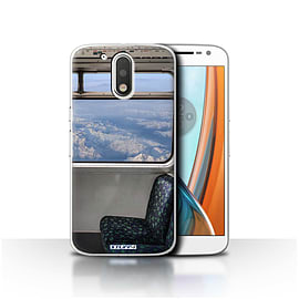 STUFF4 Case/Cover for Motorola Moto G4 2016 / London Overground Design / Imagine It Collection Mobile phones