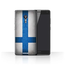 STUFF4 Case/Cover for Lenovo ZUK Z2 Pro / Finland/Finnish Design / Flags Collection Mobile phones