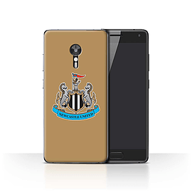 Official Newcastle United FC Case/Cover for Lenovo ZUK Z2 Pro/Colour/Gold Design/NUFC Football Crest Mobile phones