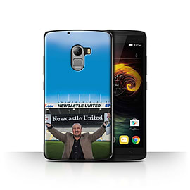 Official Newcastle United FC Case/Cover for Lenovo Vibe K4 Note/Welcome Design/NUFC Rafa Ben?tez Mobile phones