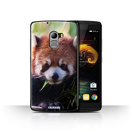 STUFF4 Case/Cover for Lenovo Vibe K4 Note / Racoon Design / Wildlife Animals Collection Mobile phones