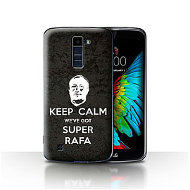 Official Newcastle United FC Case/Cover for LG K8/K350N/Phoenix 2/Keep Calm Design/NUFC Rafa Ben?tez Mobile phones
