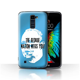 Newcastle United FC Case/Cover for LG K8/K350N/Phoenix 2/Geordie Nation Design/NUFC Rafa Ben?tez Mobile phones