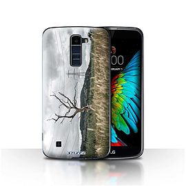 STUFF4 Case/Cover for LG K7 /X210 / Electric Tree Design / Imagine It Collection Mobile phones