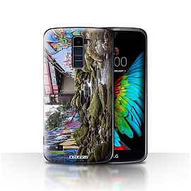 STUFF4 Case/Cover for LG K7 /X210 / Illegal Streaming Design / Imagine It Collection Mobile phones