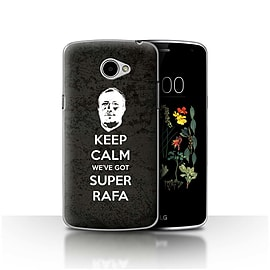 Official Newcastle United FC Case/Cover for LG K5/X220/Q6/Keep Calm Design/NUFC Rafa Ben?tez Mobile phones