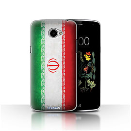 STUFF4 Case/Cover for LG K5/X220/Q6 / Iran/Iranian Design / Flags Collection Mobile phones