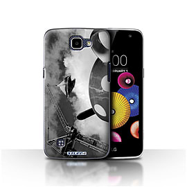 STUFF4 Case/Cover for LG K4/K120/K121/K130 / Fancy a Cuppa Design / Imagine It Collection Mobile phones
