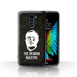 Newcastle United FC Case/Cover for LG K10 /K420/K430/Spanish Maestro Design/NUFC Rafa Ben?tez Mobile phones
