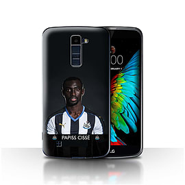Official Newcastle United FC Case/Cover for LG K7 /X210/Ciss? Design/NUFC Football Player 15/16 Mobile phones