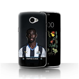 Official Newcastle United FC Case/Cover for LG K5/X220/Q6/Ciss? Design/NUFC Football Player 15/16 Mobile phones
