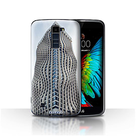 STUFF4 Case/Cover for LG K8/K350N/Phoenix 2 / Booming Business Design / Imagine It Collection Mobile phones