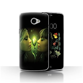 Official Elena Dudina Case/Cover for LG K5/X220/Q6 / Friendship Design / Love Art Collection Mobile phones