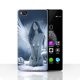 STUFF4 Case/Cover for ZTE Nubia Z9 / La Nieve Design / Fantasy Angel Collection Mobile phones