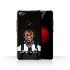 Newcastle United FC Case/Cover for ZTE Nubia Z11 Mini/Doumbia Design/NUFC Football Player 15/16 Mobile phones