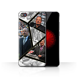Official Newcastle United FC Case/Cover for ZTE Nubia Z11 Mini/Montage Design/NUFC Rafa Ben?tez Mobile phones