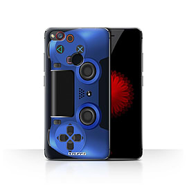 STUFF4 Case/Cover for ZTE Nubia Z11 Mini / Blue Design / Playstation PS4 Collection Mobile phones