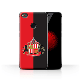 Official Sunderland AFC Case/Cover for ZTE Nubia Z11 Mini/Red/Black Design/SAFC Football Club Crest Mobile phones