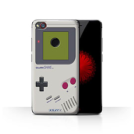 STUFF4 Case/Cover for ZTE Nubia Z11 Mini / Nintendo Game Boy Design / Games Console Collection Mobile phones