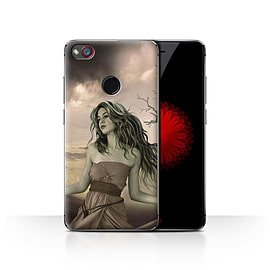 Official Elena Dudina Case/Cover for ZTE Nubia Z11 Mini/Notre Dame Design/Fairy Tale Character Mobile phones