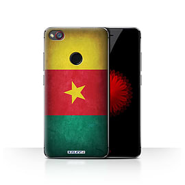 STUFF4 Case/Cover for ZTE Nubia Z11 Mini / Cameroon/Cameroonian Design / Flags Collection Mobile phones