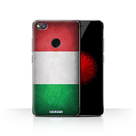 STUFF4 Case/Cover for ZTE Nubia Z11 Mini / Italy/Italian Design / Flags Collection Mobile phones