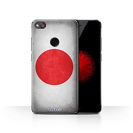 STUFF4 Case/Cover for ZTE Nubia Z11 Mini / Japan/Japanese Design / Flags Collection Mobile phones