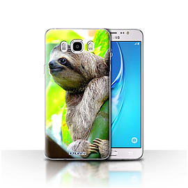 STUFF4 Case/Cover for Samsung Galaxy J5 2016 / Sloth Design / Wildlife Animals Collection Mobile phones