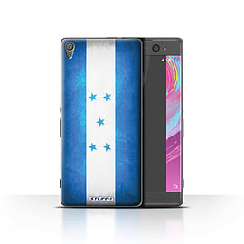 STUFF4 Case/Cover for Sony Xperia XA / Honduras/Honduran Design / Flags Collection Mobile phones