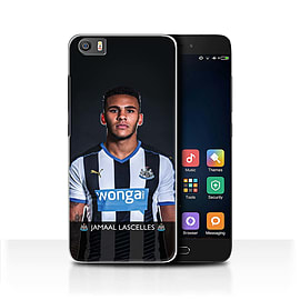 Newcastle United FC Case/Cover for Xiaomi Mi5/Mi 5/Lascelles Design/NUFC Football Player 15/16 Mobile phones