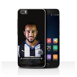 Newcastle United FC Case/Cover for Xiaomi Mi5/Mi 5/Townsend Design/NUFC Football Player 15/16 Mobile phones