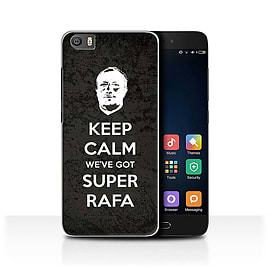 Official Newcastle United FC Case/Cover for Xiaomi Mi5/Mi 5/Keep Calm Design/NUFC Rafa Ben?tez Mobile phones