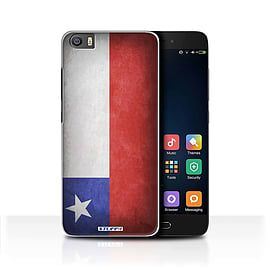 STUFF4 Case/Cover for Xiaomi Mi5/Mi 5 / Chile/Chiliean Design / Flags Collection Mobile phones