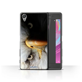 STUFF4 Case/Cover for Sony Xperia X Performance/Eagle/Bird of Prey Design/Wildlife Animals Mobile phones