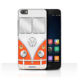STUFF4 Case/Cover for Xiaomi Mi5/Mi 5 / Red Design / VW Camper Van Collection Mobile phones
