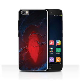 Official Chris Cold Case/Cover for Xiaomi Mi5/Mi 5 / Freezing Design / Alien World Cosmos Collection Mobile phones