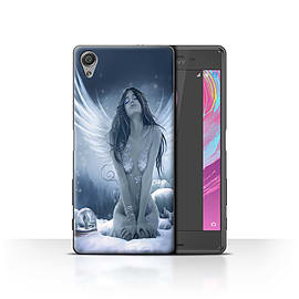 STUFF4 Case/Cover for Sony Xperia X Performance / La Nieve Design / Fantasy Angel Collection Mobile phones
