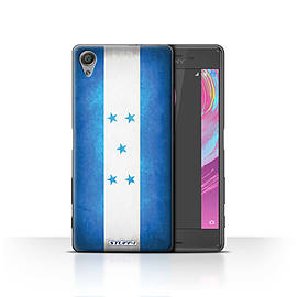STUFF4 Case/Cover for Sony Xperia X / Honduras/Honduran Design / Flags Collection Mobile phones