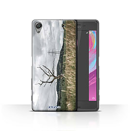 STUFF4 Case/Cover for Sony Xperia X / Electric Tree Design / Imagine It Collection Mobile phones