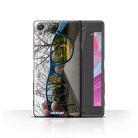 STUFF4 Case/Cover for Sony Xperia X / Spring Sprung Design / Imagine It Collection Mobile phones