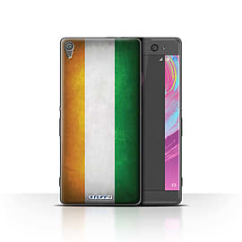 STUFF4 Case/Cover for Sony Xperia XA / Ivory Coast Design / Flags Collection Mobile phones