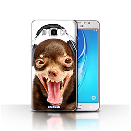 STUFF4 Case/Cover for Samsung Galaxy J5 2016 / Ridiculous Dog Design / Funny Animals Collection Mobile phones