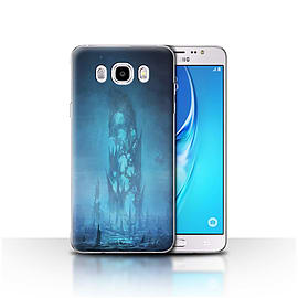 Official Chris Cold Case/Cover for Samsung Galaxy J5 2016/Remnant Design/Alien World Cosmos Mobile phones