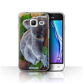 STUFF4 Case/Cover for Samsung Galaxy J1 Nxt/Mini / Koala Bear Design / Wildlife Animals Collection Mobile phones