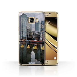 STUFF4 Case/Cover for Samsung Galaxy C7 / Great Escape Design / Imagine It Collection Mobile phones
