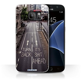 STUFF4 Case/Cover for Samsung Galaxy S7/G930 / Turn Back Design / Imagine It Collection Mobile phones